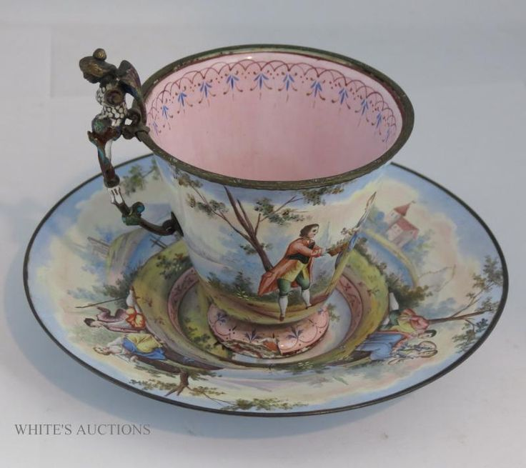 - Vintage Tea Cup