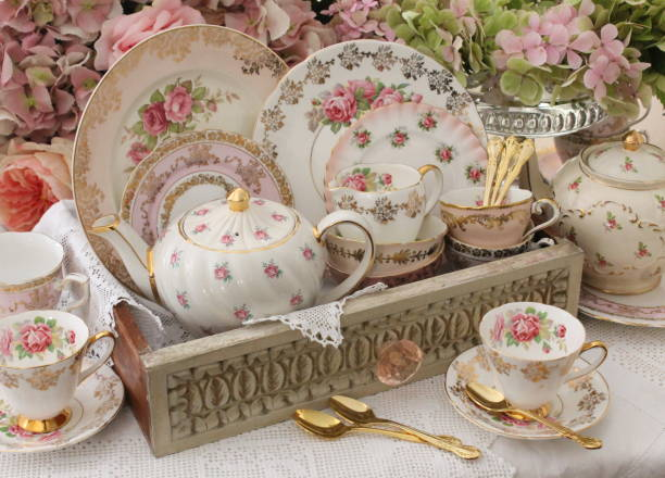 - Teapots and Teacups