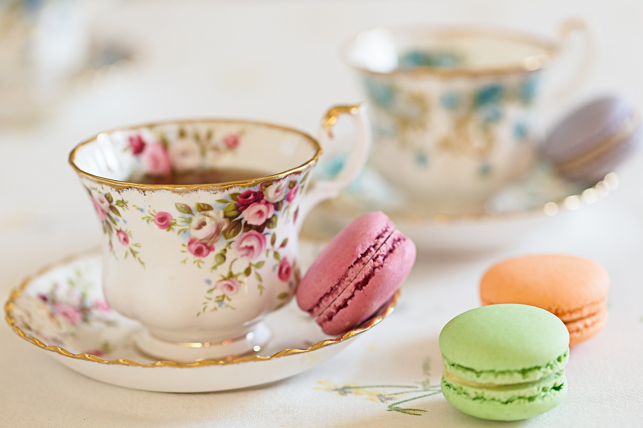 A perfect Tea Party includes Tea Sandwiches, Scones and Sweets
