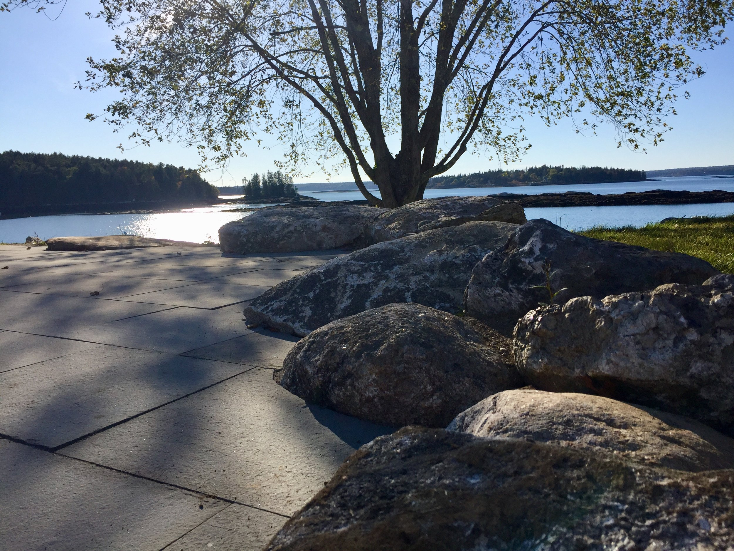 Boothbay hardscaping