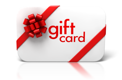 Gift Cards Available - We offer a $40 gift card for 1 30 minute lesson, an $80 gift card for 2 30 minute lessons, a $160 gift card for one month of 30 minute lessons and a $300 gift card for one month of 60 minute lessons.