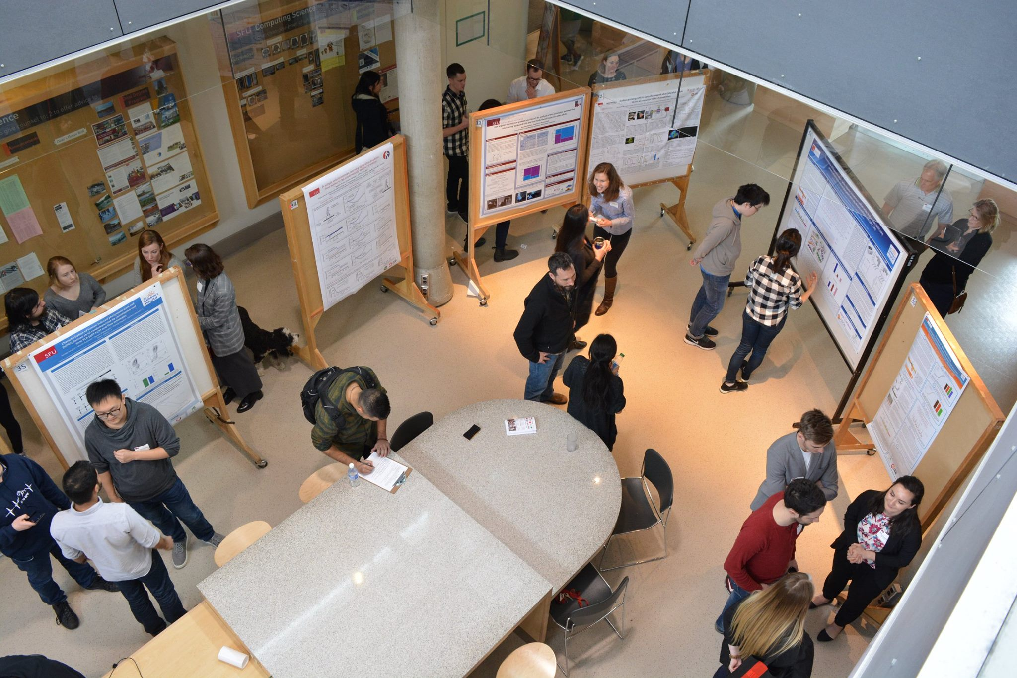 BPK Poster Presentations, Research Day 2018