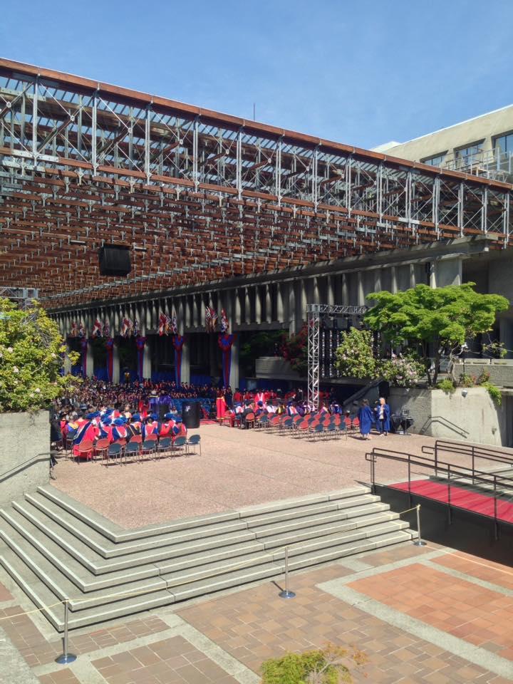 Chantelle's PhD Convocation, June 2017