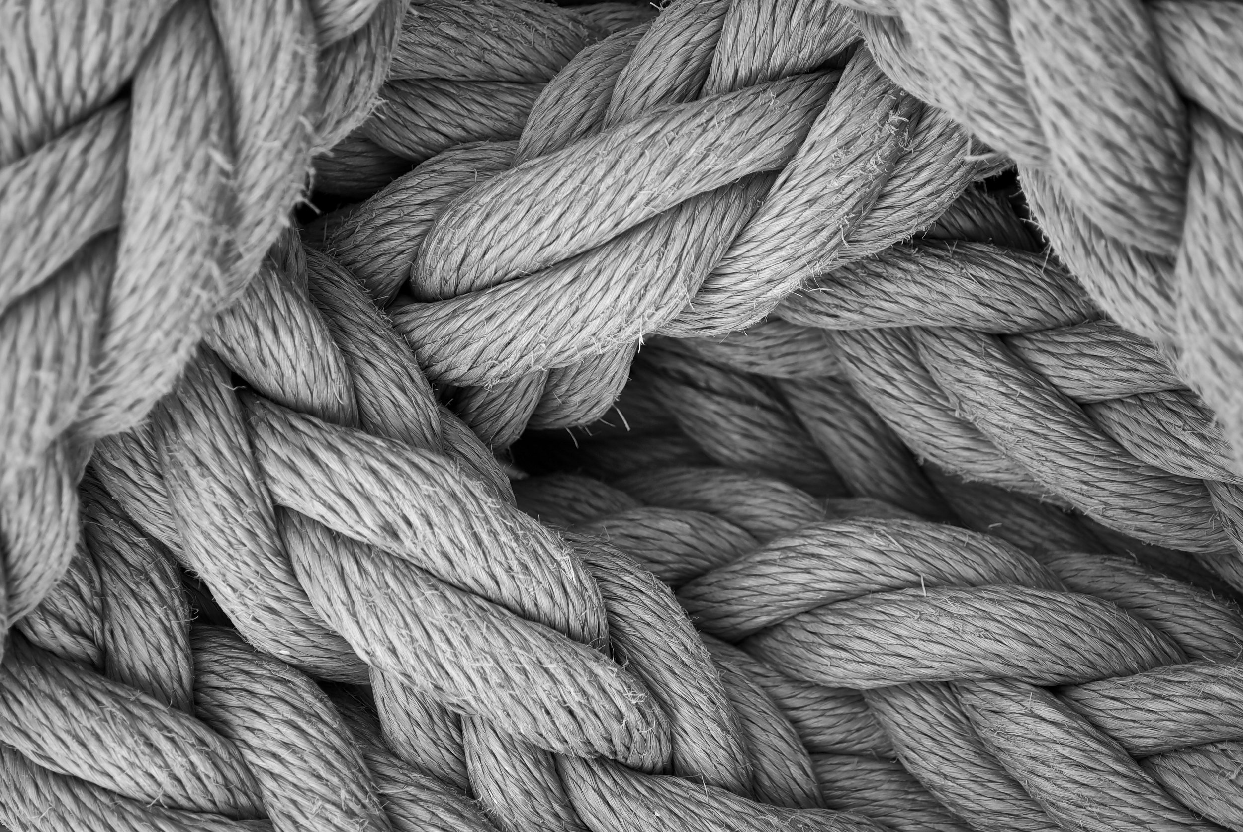 Services - Fairlie Riggers offer a full standing and running rigging service whether it be for a traditional or modern yachts.  All rope and wire work for marine or your architectural projects available.