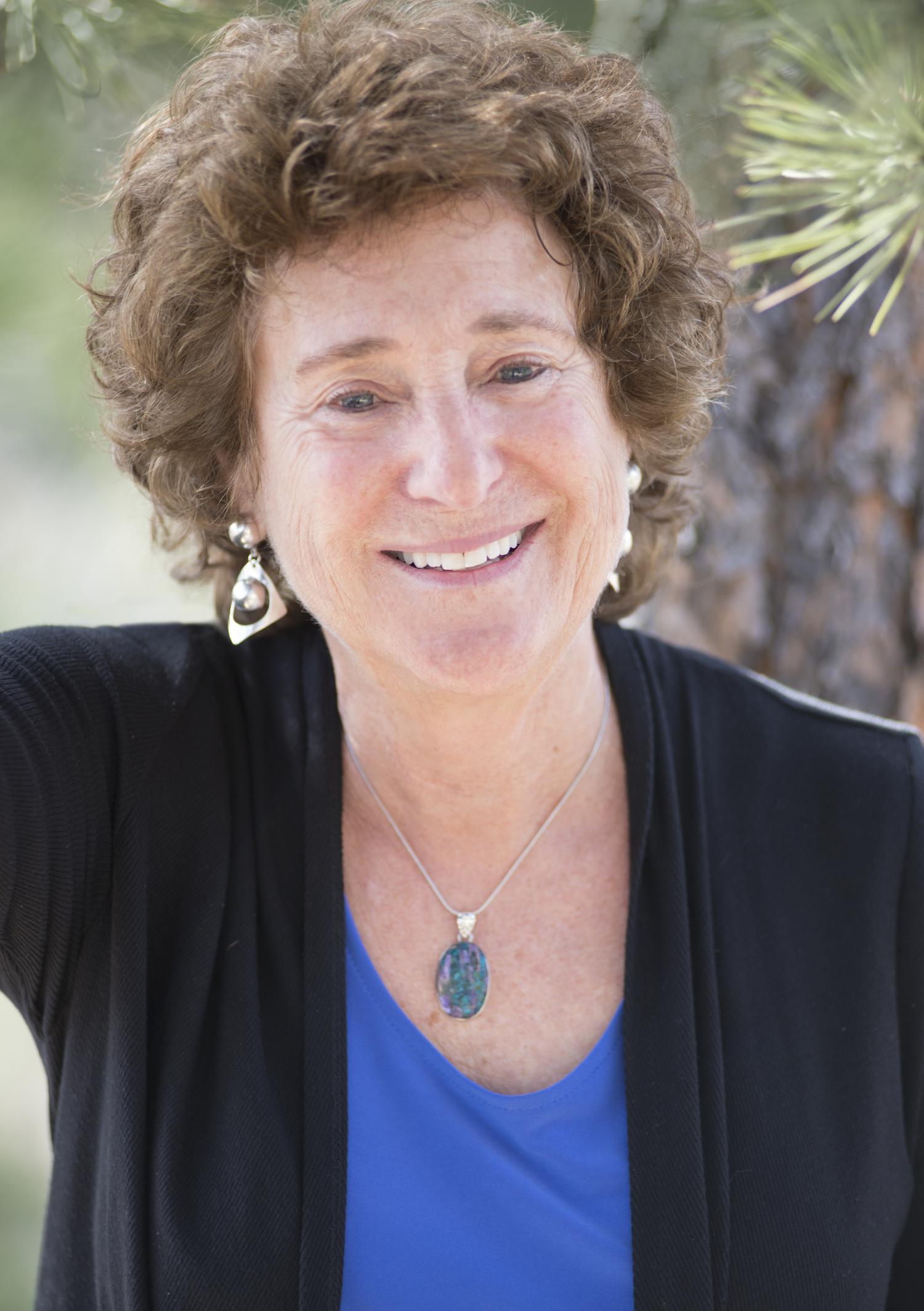 Nona Gandelman of Maven Productions.