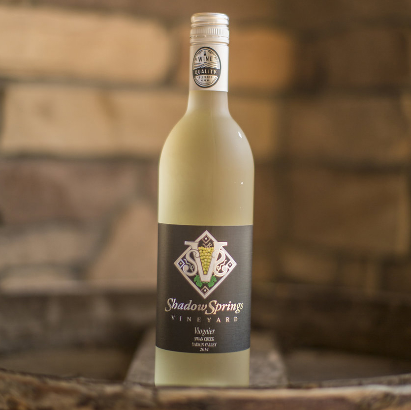 '17 Viognier   $21  This viognier has soft apricot, peach, and lime notes and finishes with a creamy softness. Great with light meats of seafood