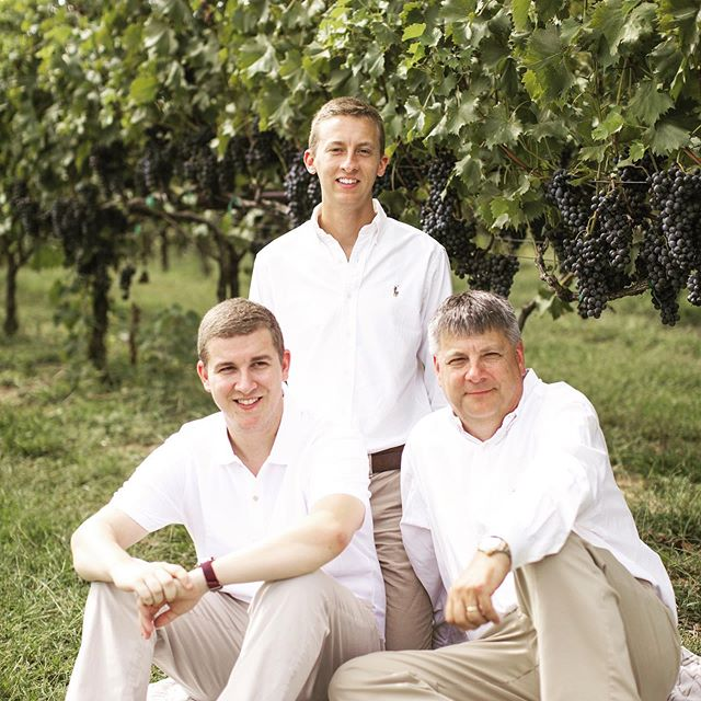 Happy Fathers Day to all the dads we know and have met during the last 11 years. We hope you get to enjoy your day with the ones you love🍷.#yadkinvalleywine  #drinklocal  #ncwine  #fathersday2019