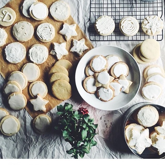Thank you to @thepancakeprincess and her pals for raising funds for @kiva.org via a cookie bake-off! What a delicious way to do good! #cookgathergive