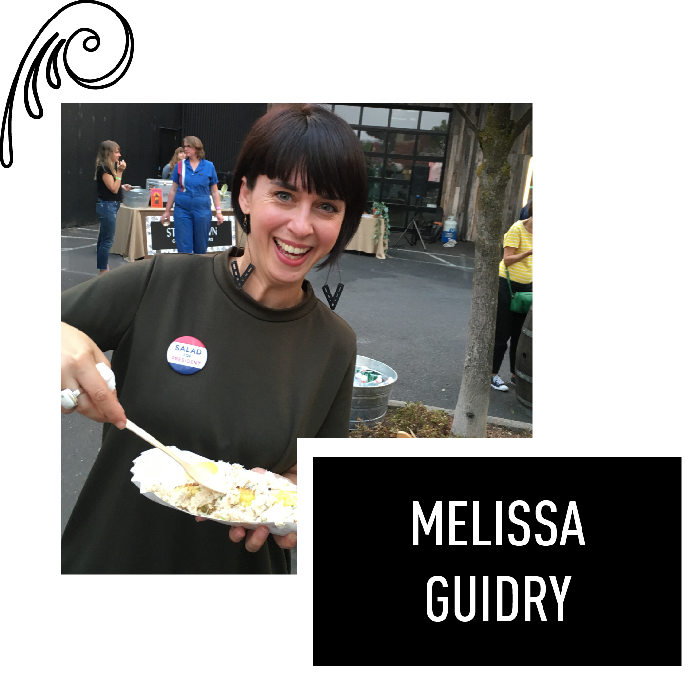 ZestyPDX Portland Food Tours | Melissa Guidry Founder and Host of ZestyPDX Food Tours