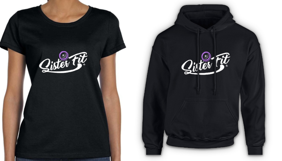 We've got merch! - Browse our catalogue!Email infosisterfit@gmail.com to order!