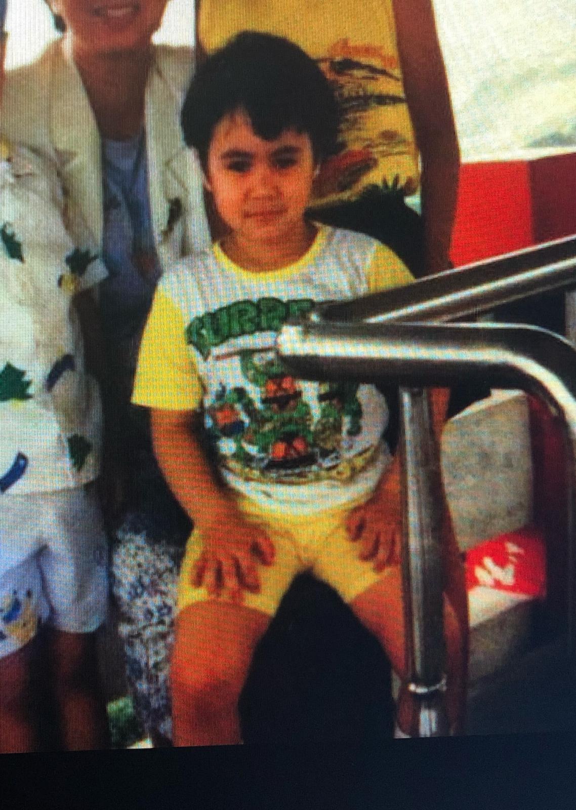 FLG at 5 years old.