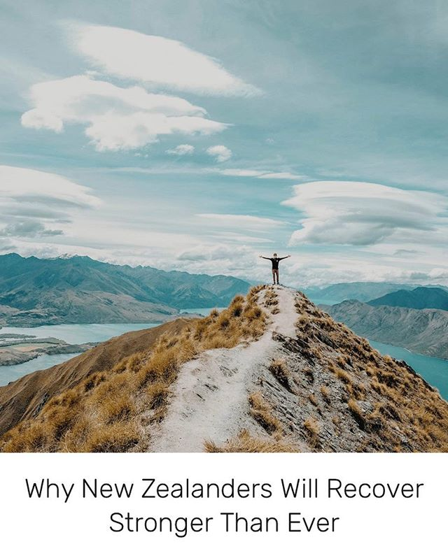 Check out why our co-founder believes this is the case about New Zealanders on our blog. Hit the link in our bio 🤙🏼 #newzealandstrong