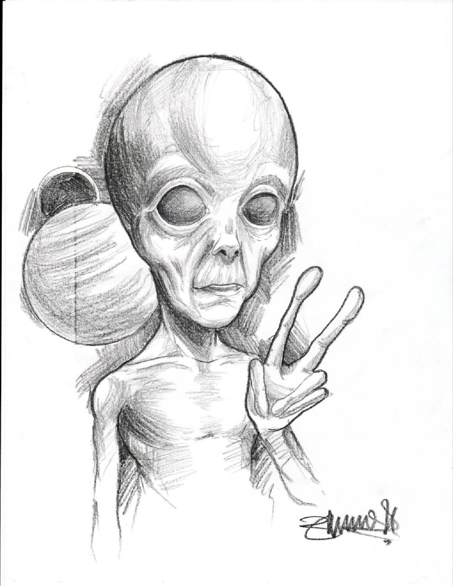 Qyron Alien