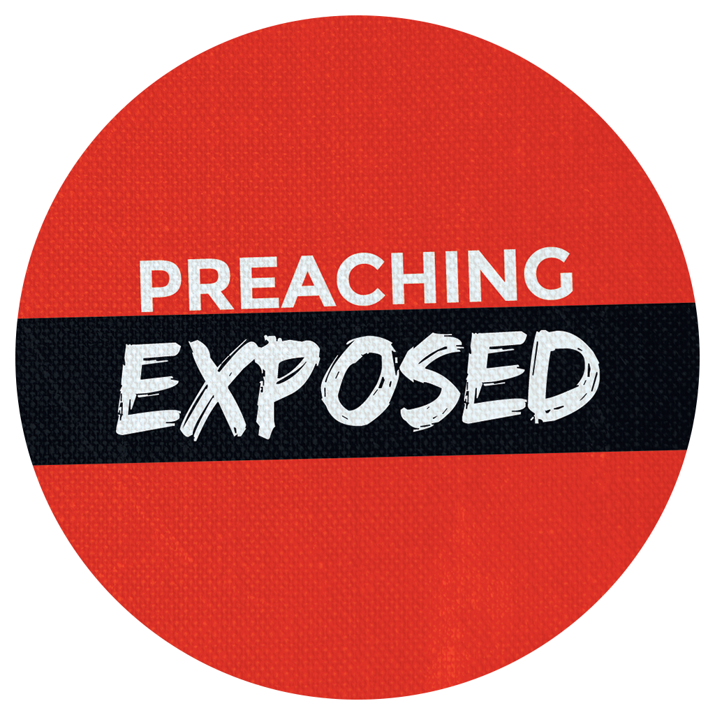 Preaching Exposed is all about pulling back the curtain for a glimpse into the process as our NGC preachers discuss texts of Scripture as they preparation for Sunday.