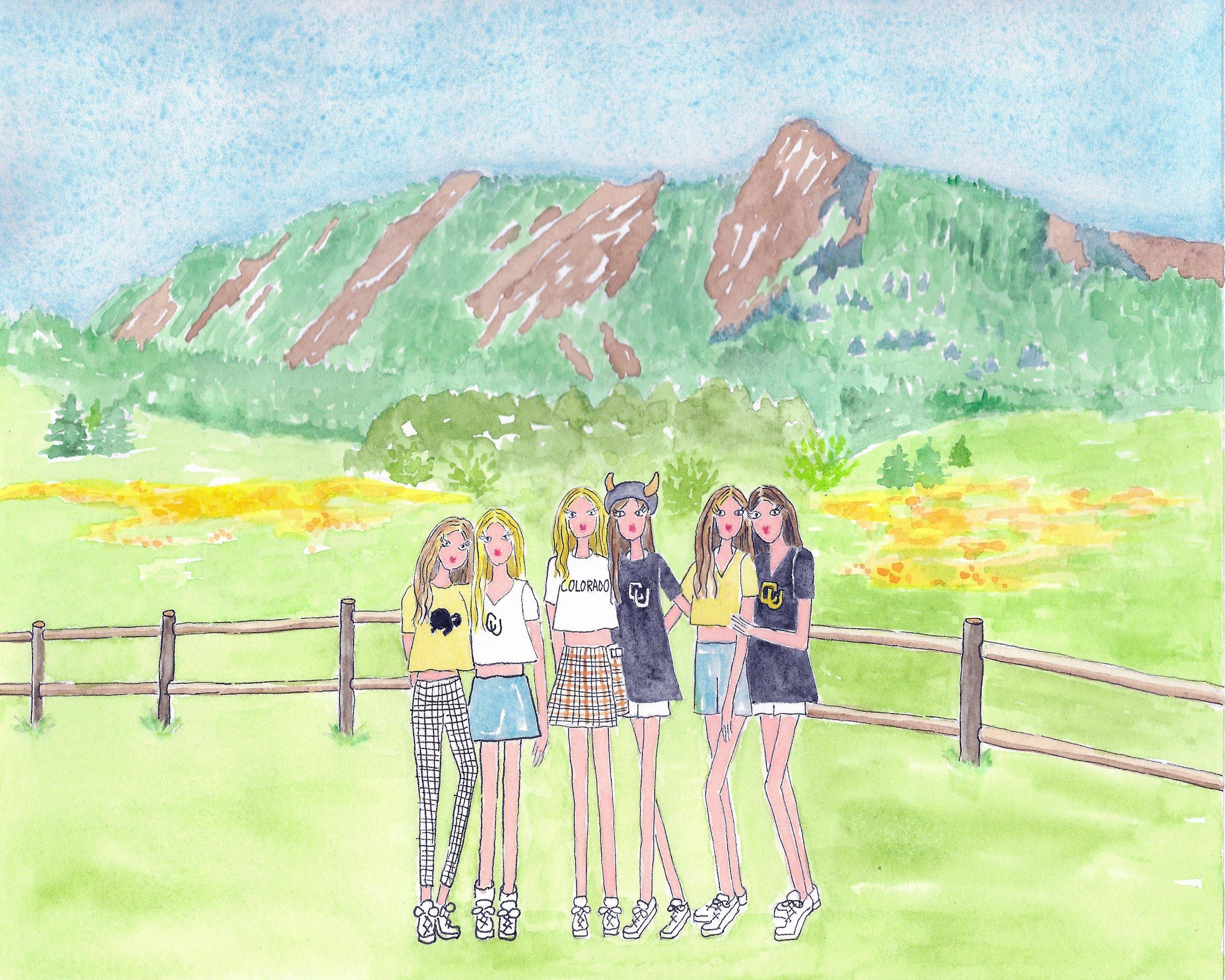 BOULDER GIRLS