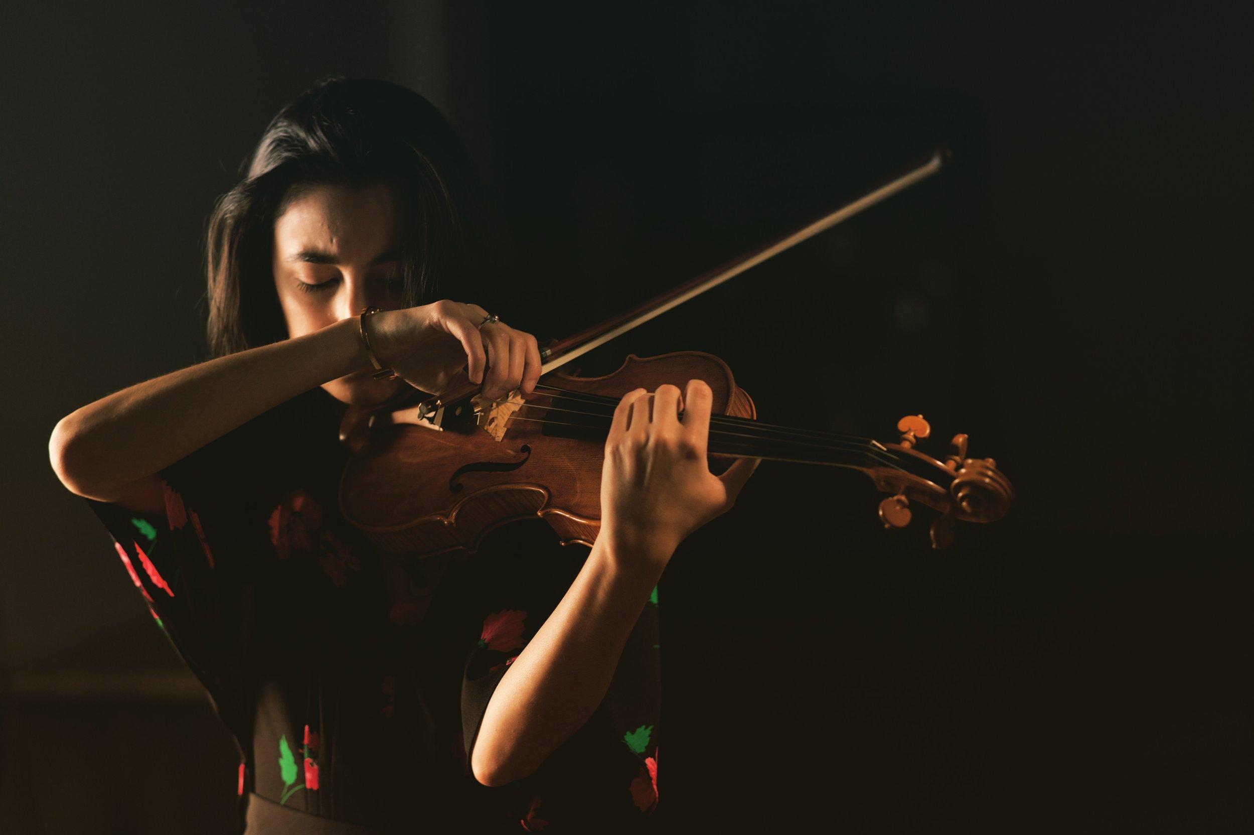 Violinist     More Info