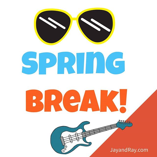 Just a reminder there are no classes from 4/15-4/19...see you next week!