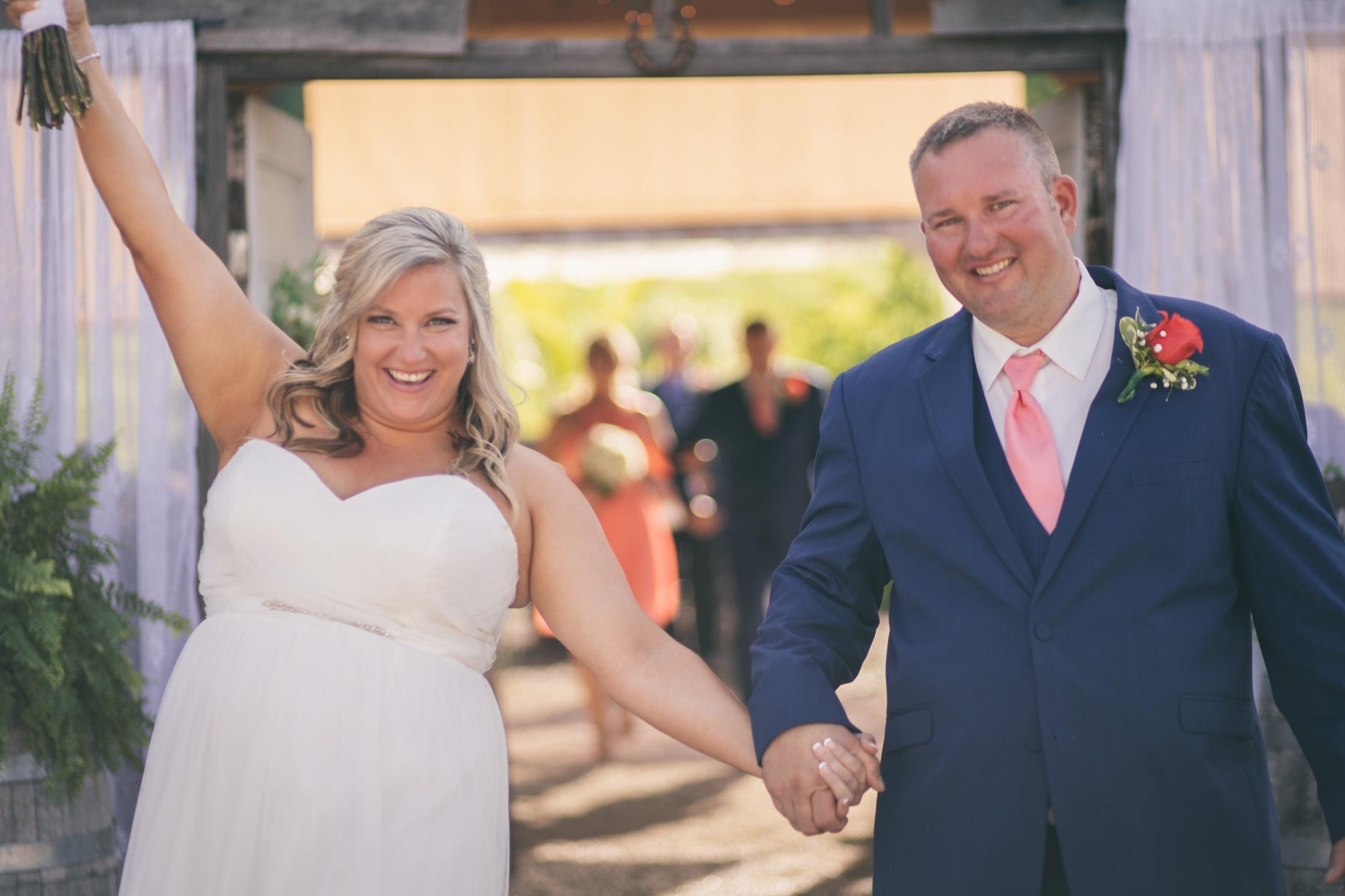 kelly & jerry - wedding & reception @ rocking j ranch