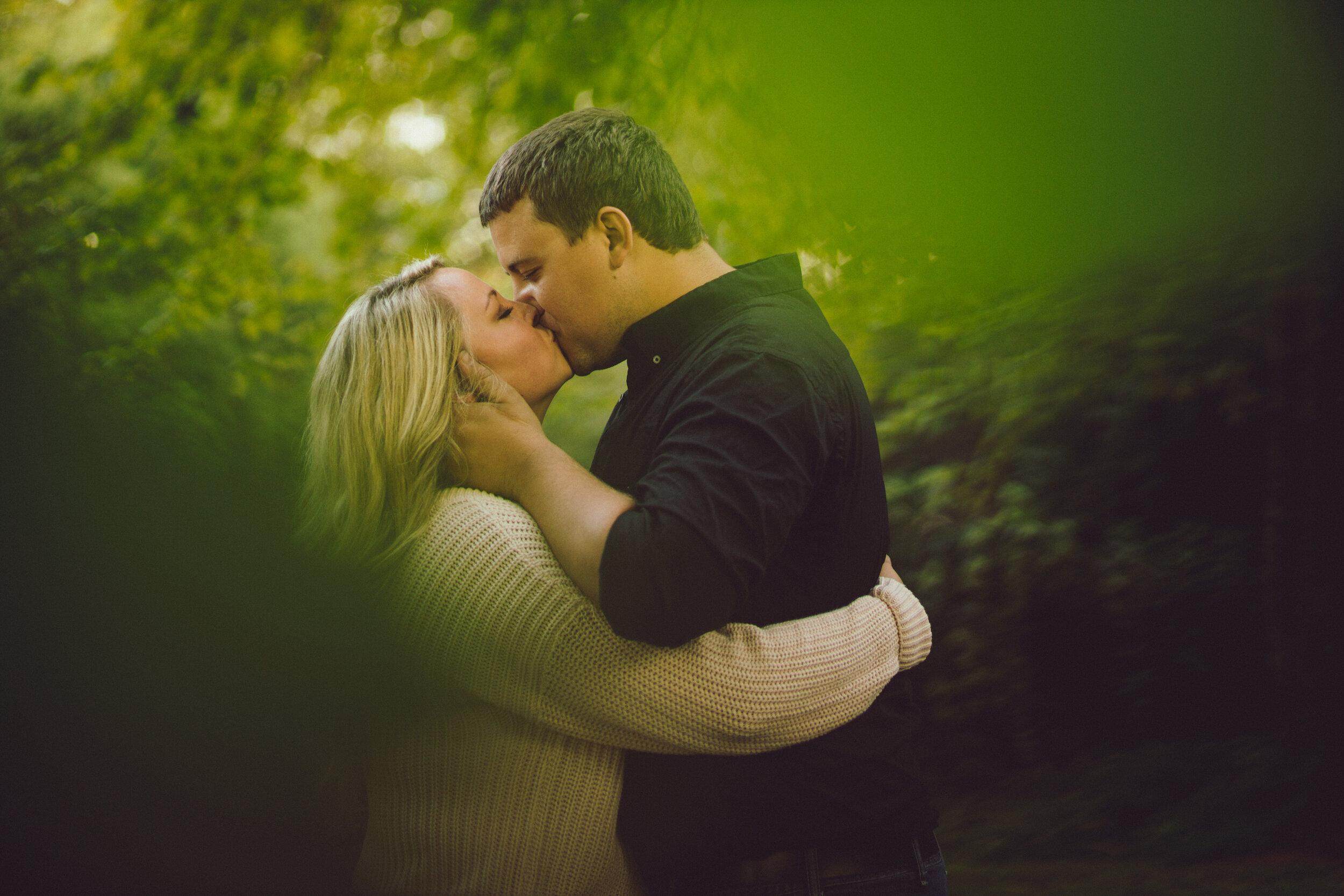 cora & adam - an engagement @ lafayette park