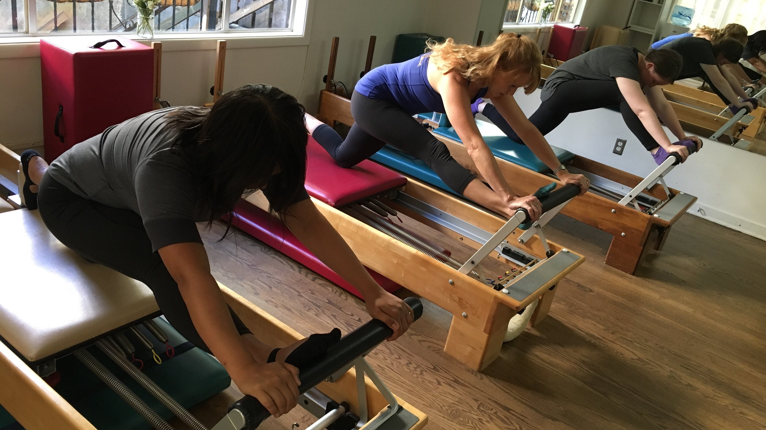 Small Group Classes -