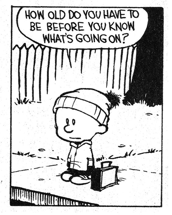 I'm right there with you, Calvin.