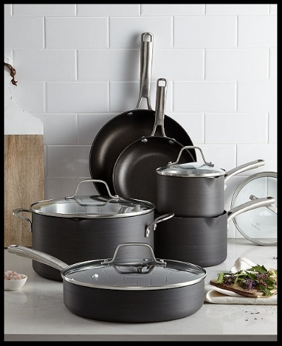 This cookware set is a must for any registry. I love that it's all nonstick!