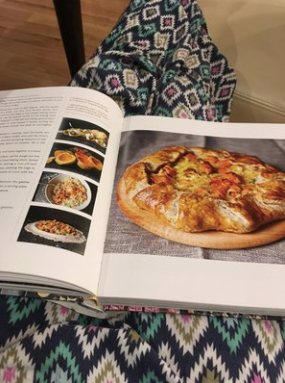 My favorite cookbook to read in bed! Thanks  Smitten Kitchen!   This is the best cookbook if you are in the mood for good reading, funny comments and excellent food. Oh, and beautiful pictures.