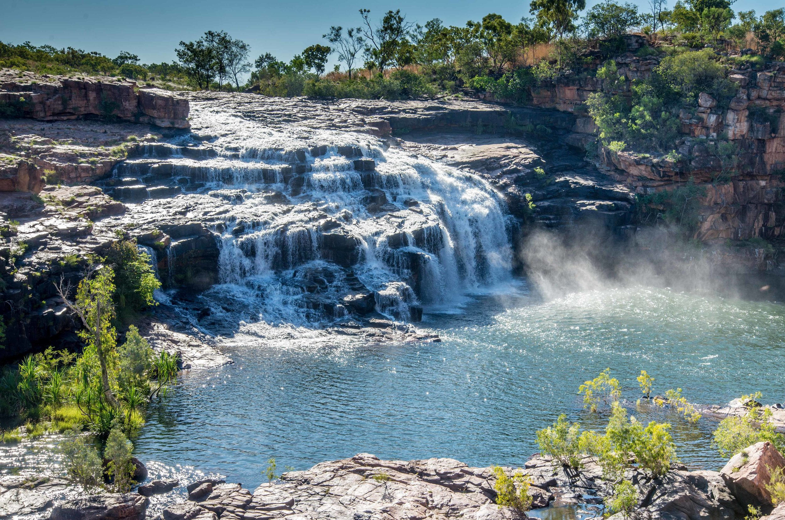 Manning Gorge in the Kimberley