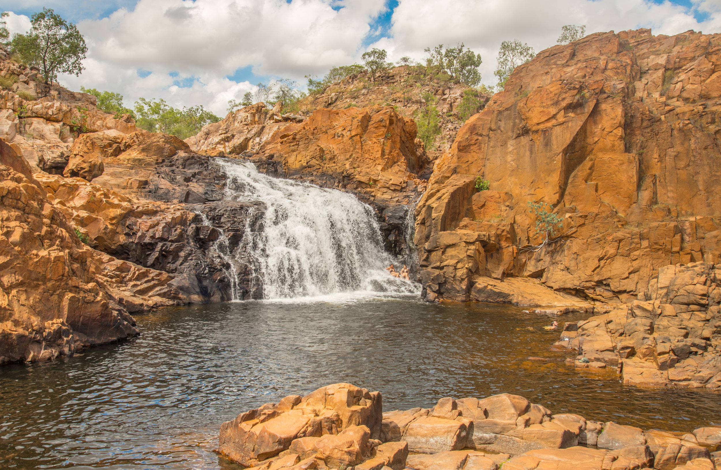 Edith Falls, Nitmiluk National Park