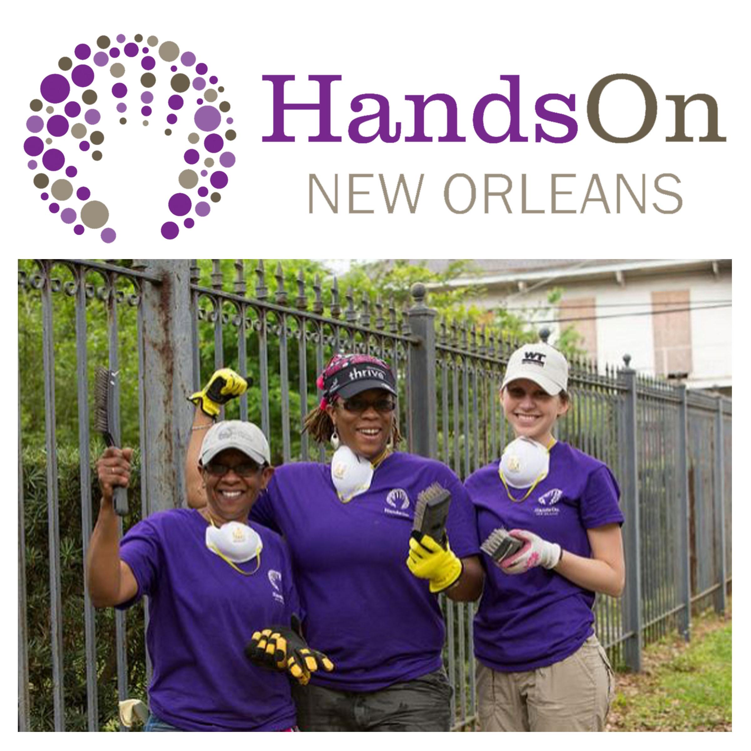 HandsOn New Orleans - @handsonnola