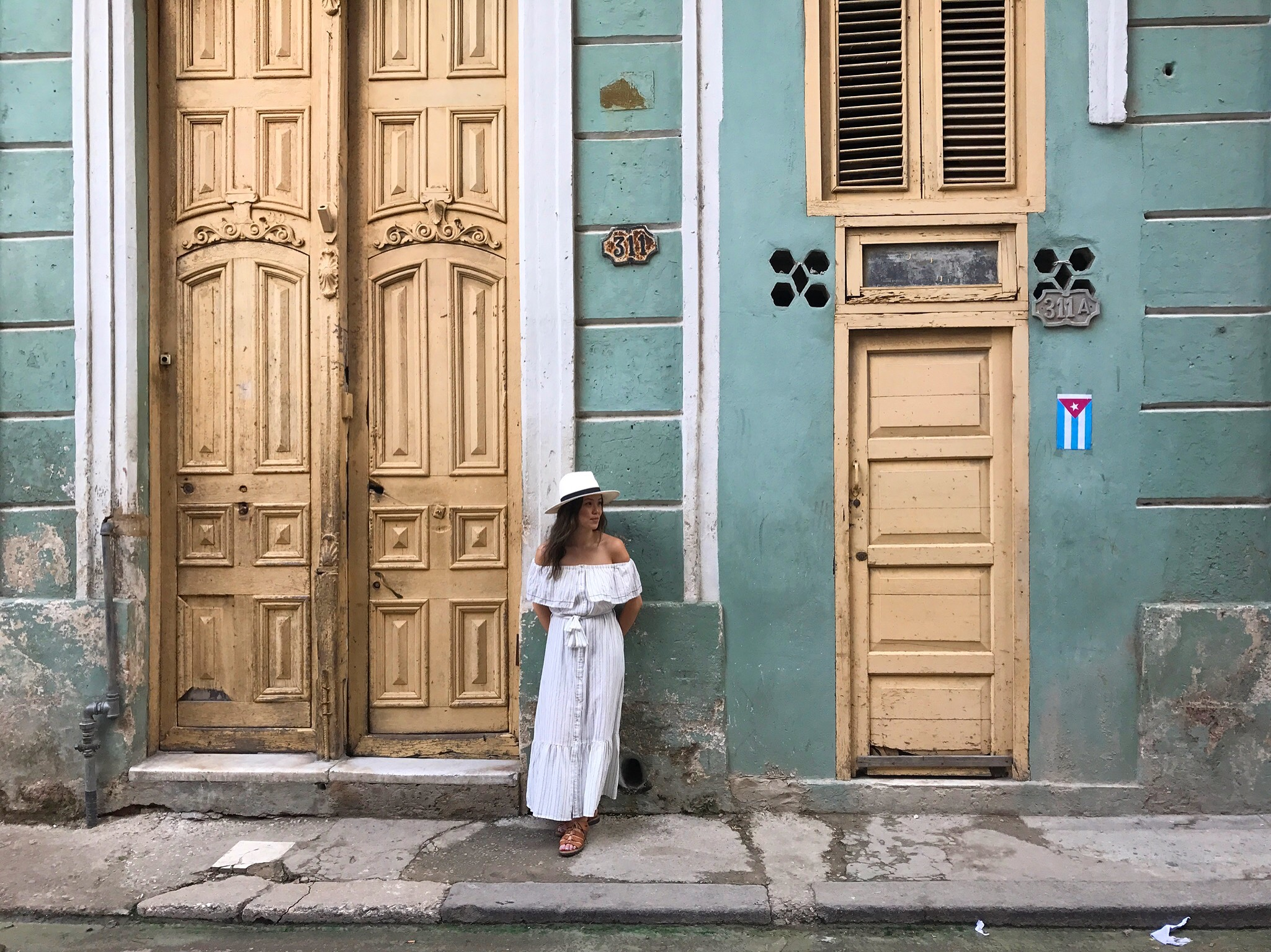 Old Havana, Cuba taken by my husband