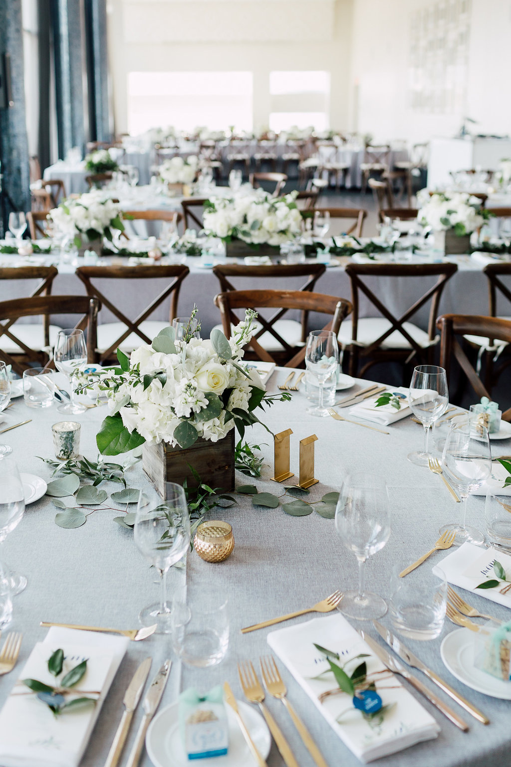 City rustic - S + M rooftop wedding at Malaparte
