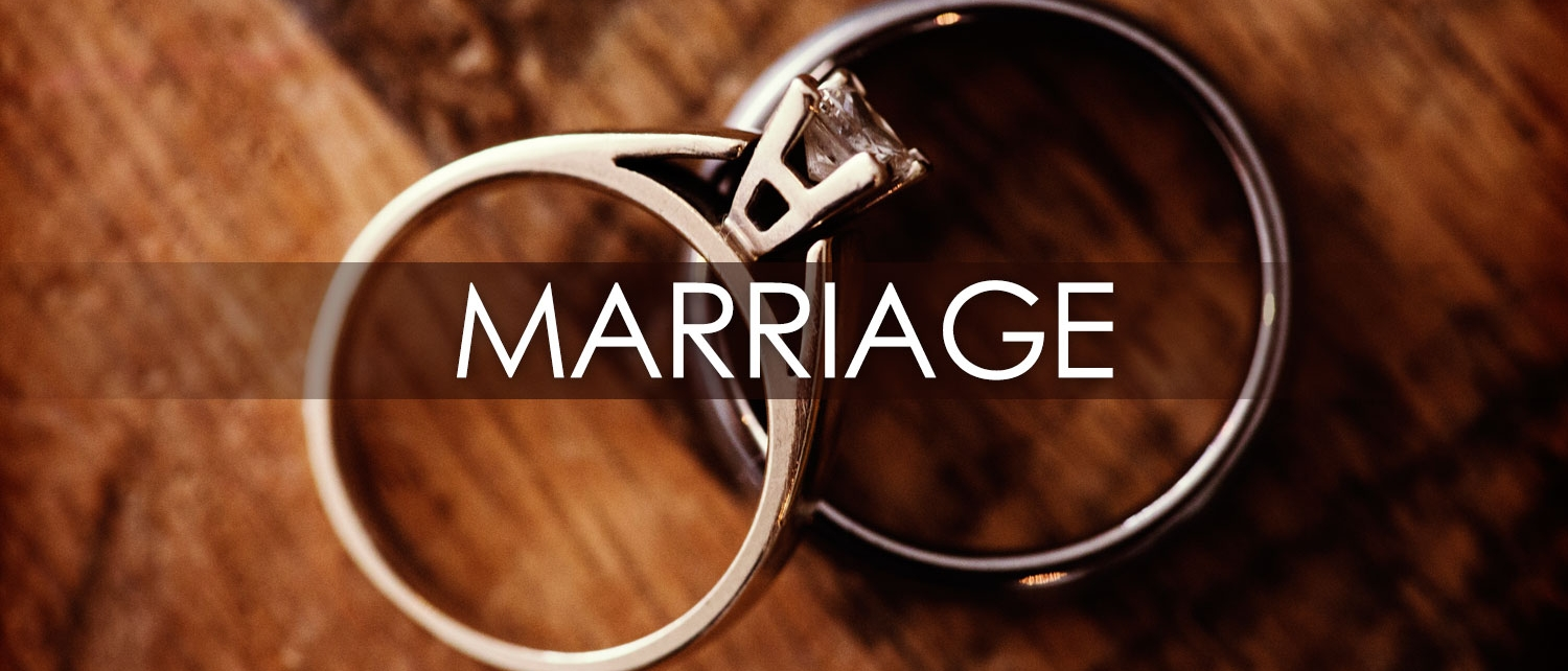Maturing in Marriage