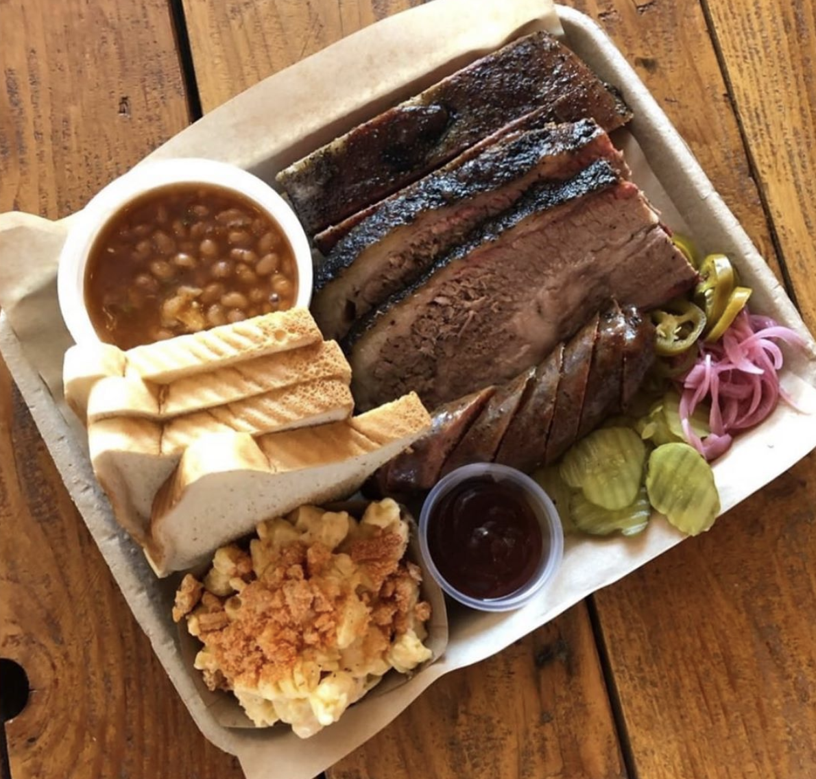 Platter from  AGL's Craft Meats  - Long Beach