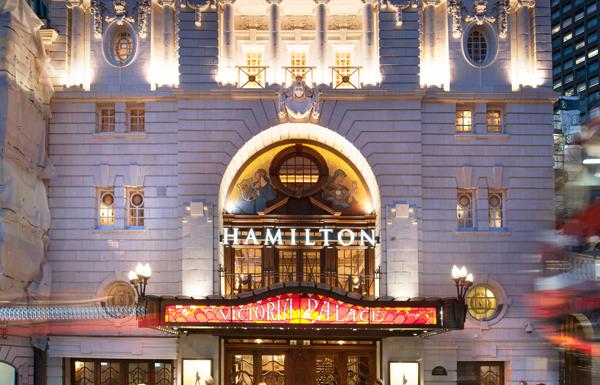 Image via Victoria Palace Theatre website.