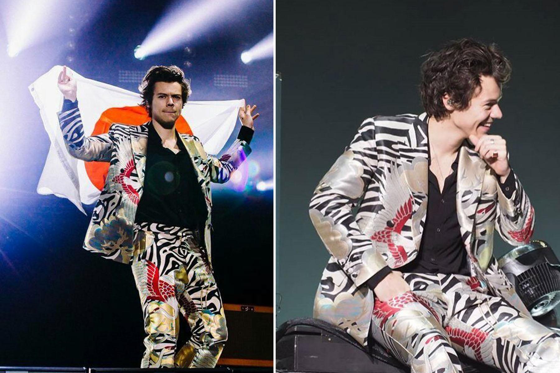 Left photo via  Helene Pambrun . Right photo via Pinterest.