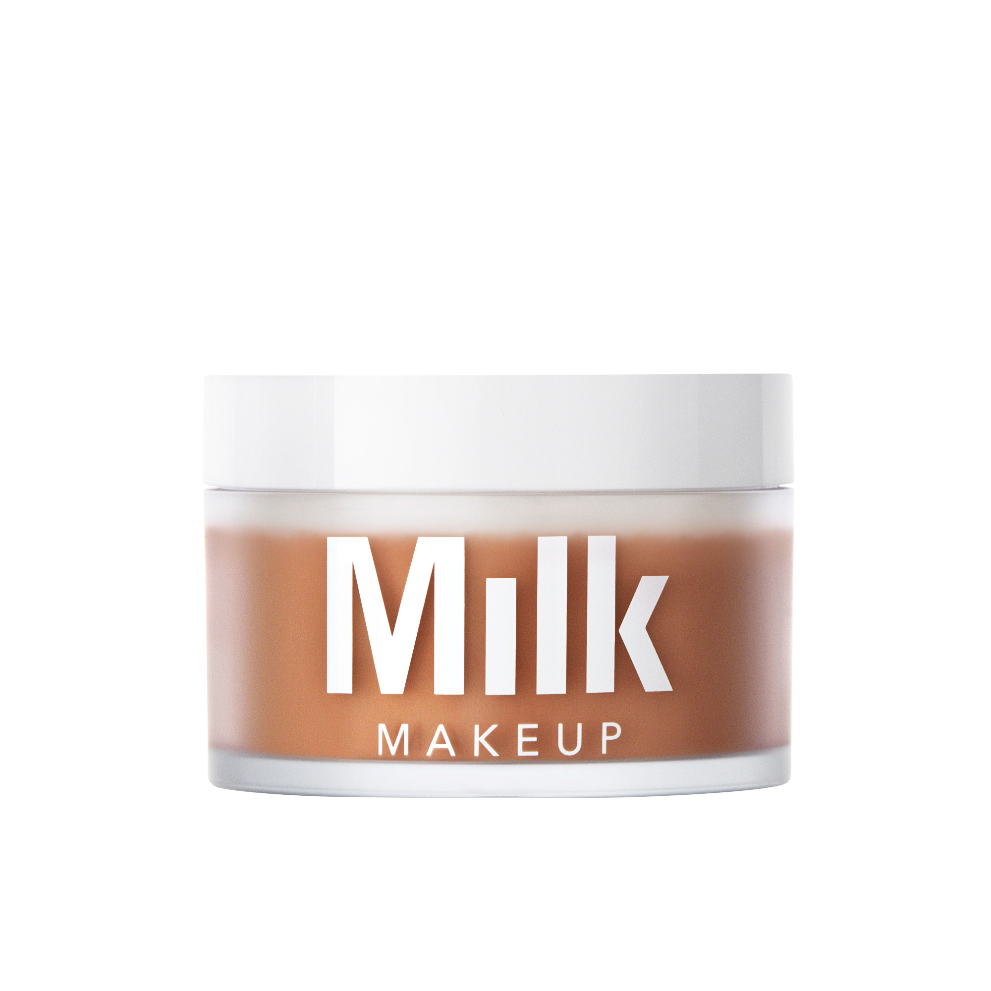 Milk Makeup Blur + Set Matte Loose Setting Powder in Transluscent Deep
