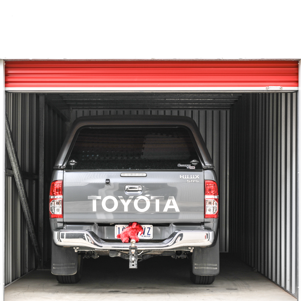 VEHICLE STORAGE -