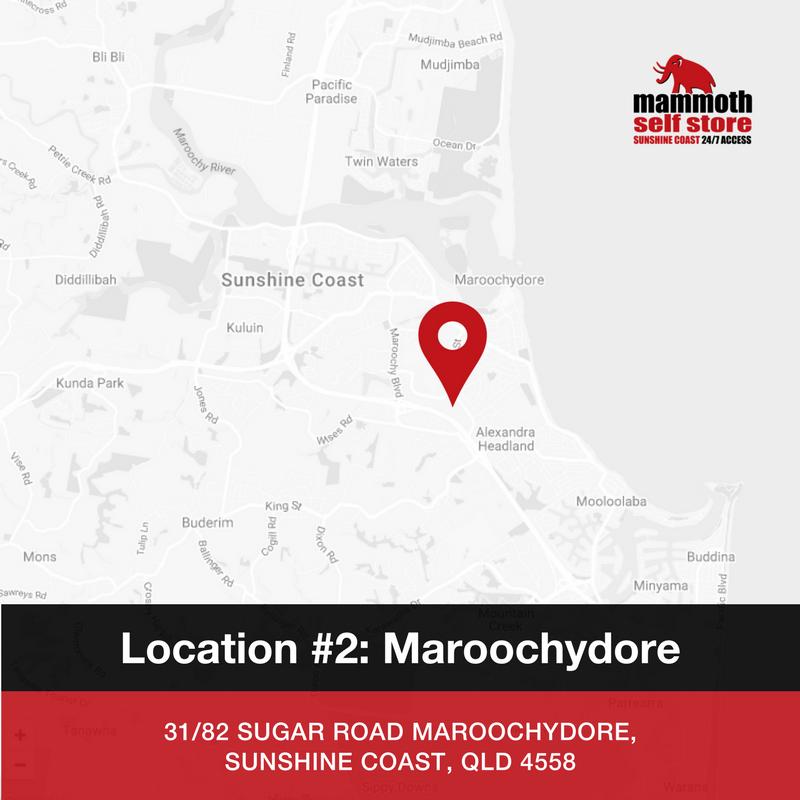 Mammoth Self Store - Maroochydore