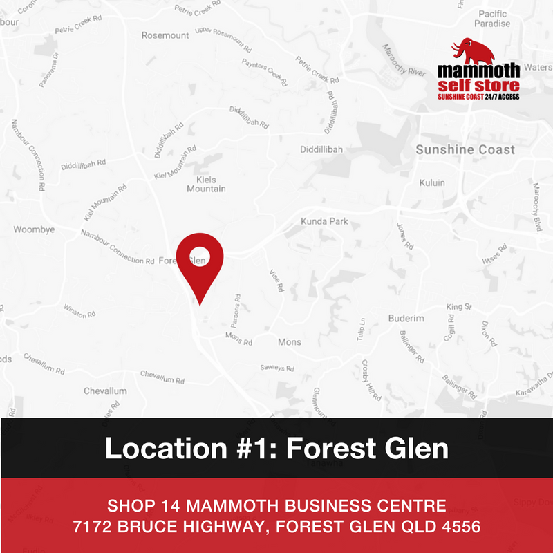 Mammoth Self Store - Forest Glen