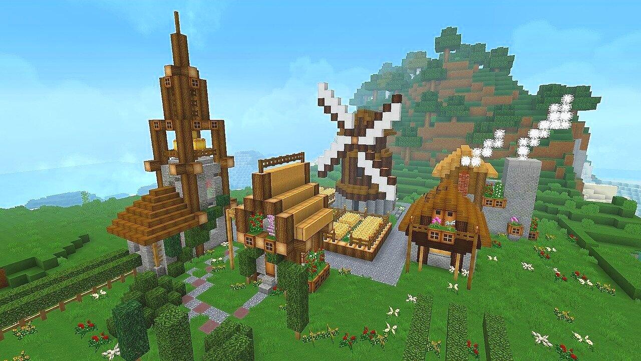 Build your World in Minecraft — CodeLinkd