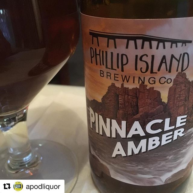 Cheers to the long weekend. 🍻  #Repost @apodliquor ・・・ New beers New beers New beers They never end tonight to very good examples of styles from Phillip Island Brewing Co Golden Ale (can) Pinnacle Amber Ale Very pleasant beers both of them Not available at Apod yet but on the agenda #apodliquor #apodlife #longweekend #craftbeerlife #phillipislandbrewingco #goldenale #amberale #newbeer #craftbeer #cheers