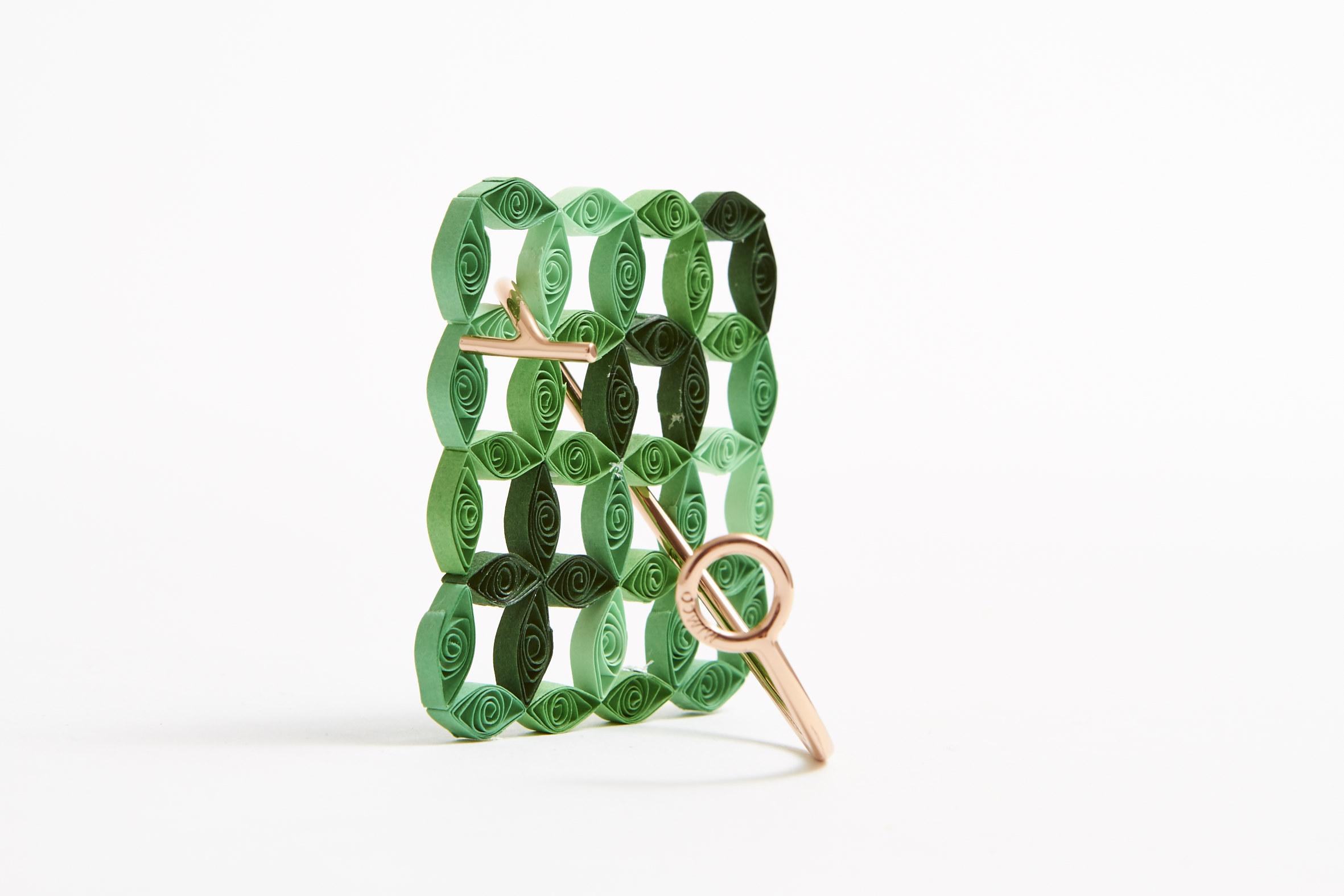 Visual Merchandising  - Green #1