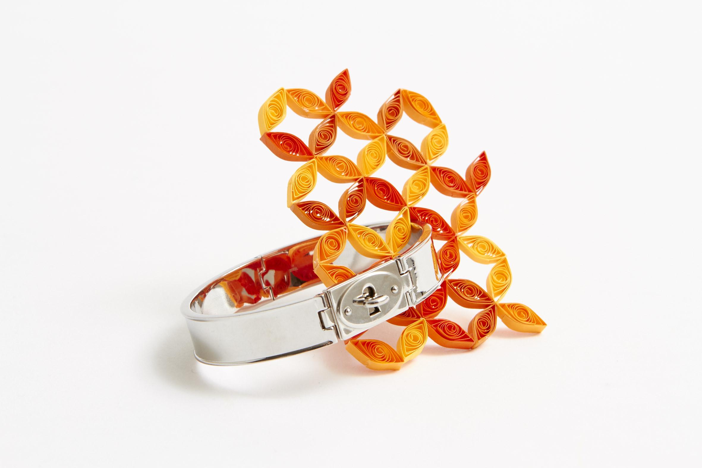 Visual Merchandising  - Orange #2