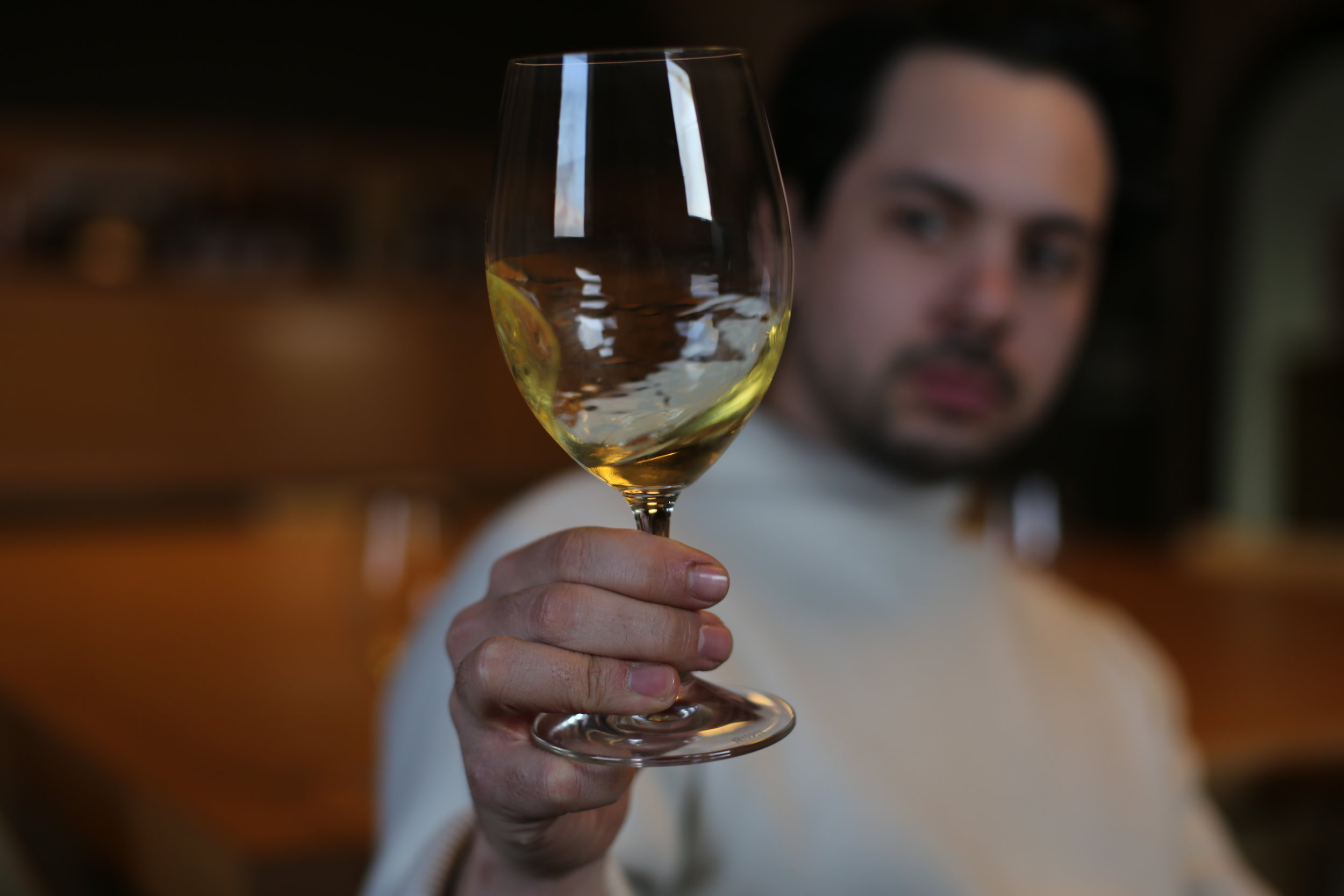 'White wine' so many possibilities…
