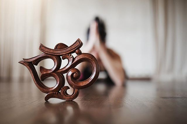 Om , AUM  A is the waking state  U is the dream state M is the state of dream sleep At the end of AUM is a pause, a silence, this represents the state of Turiya or infinite consciousness