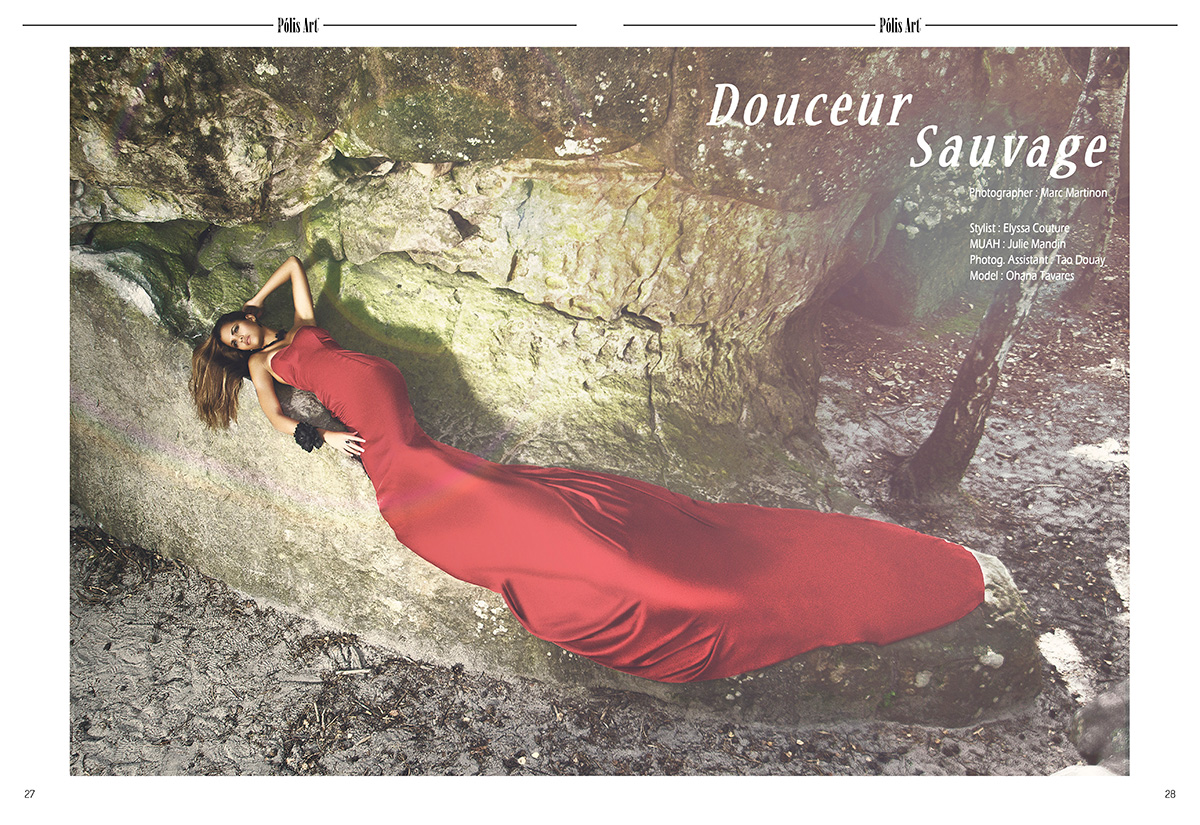 Douceur Sauvage by Marc Martinon 01