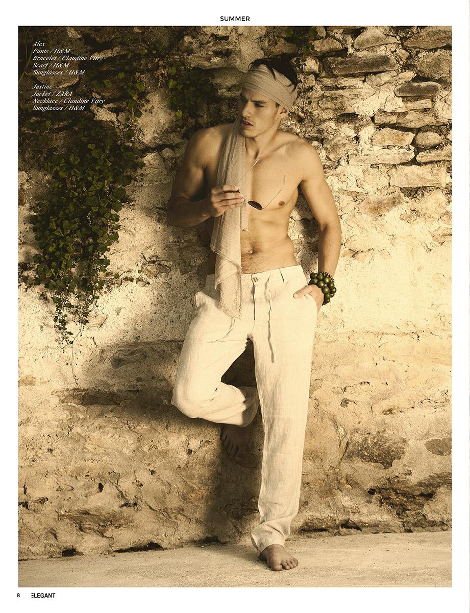 Les Bohèmes for Elegant Magazine by Marc Martinon-05