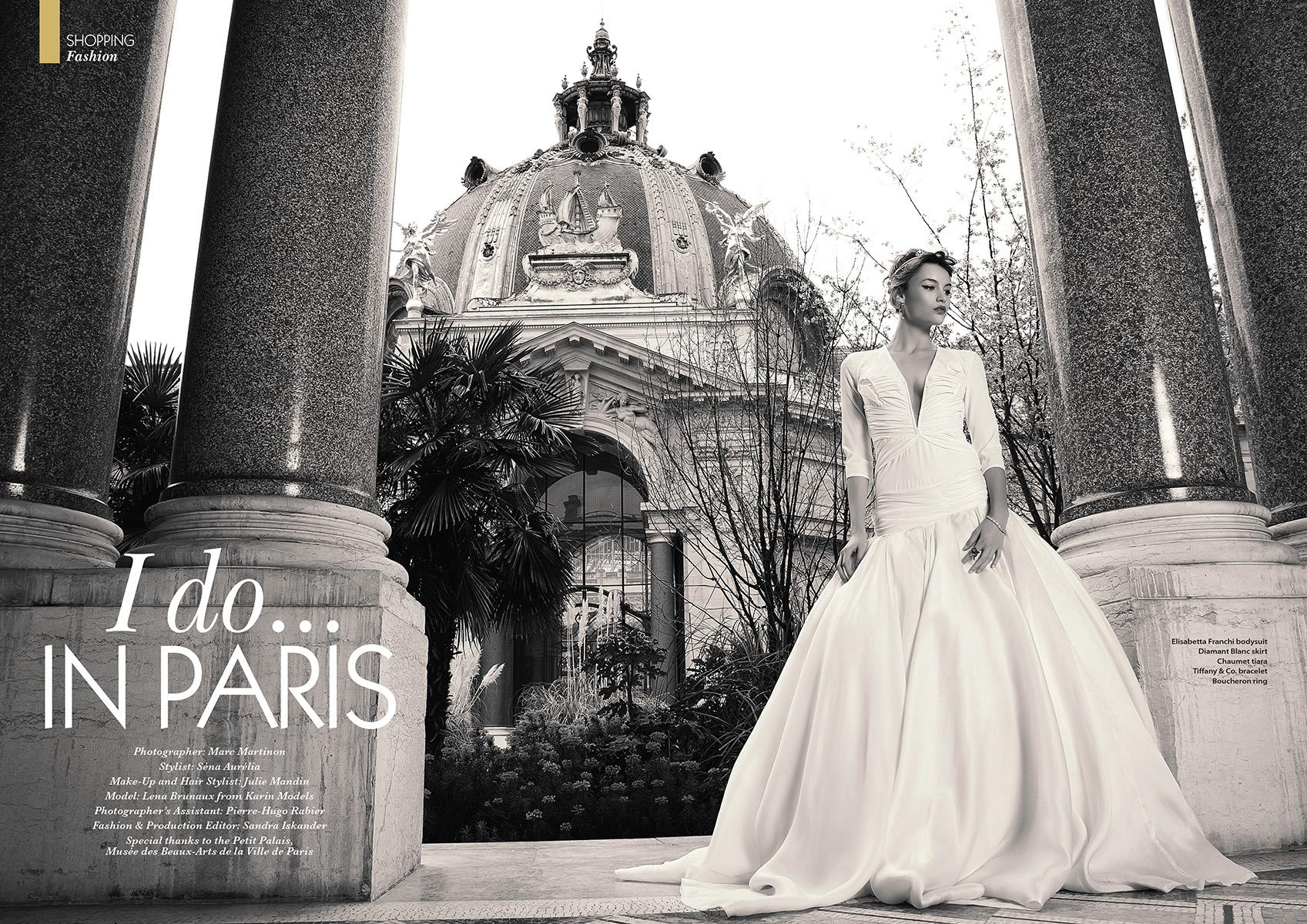 Where Paris n°268 by Marc Martinon