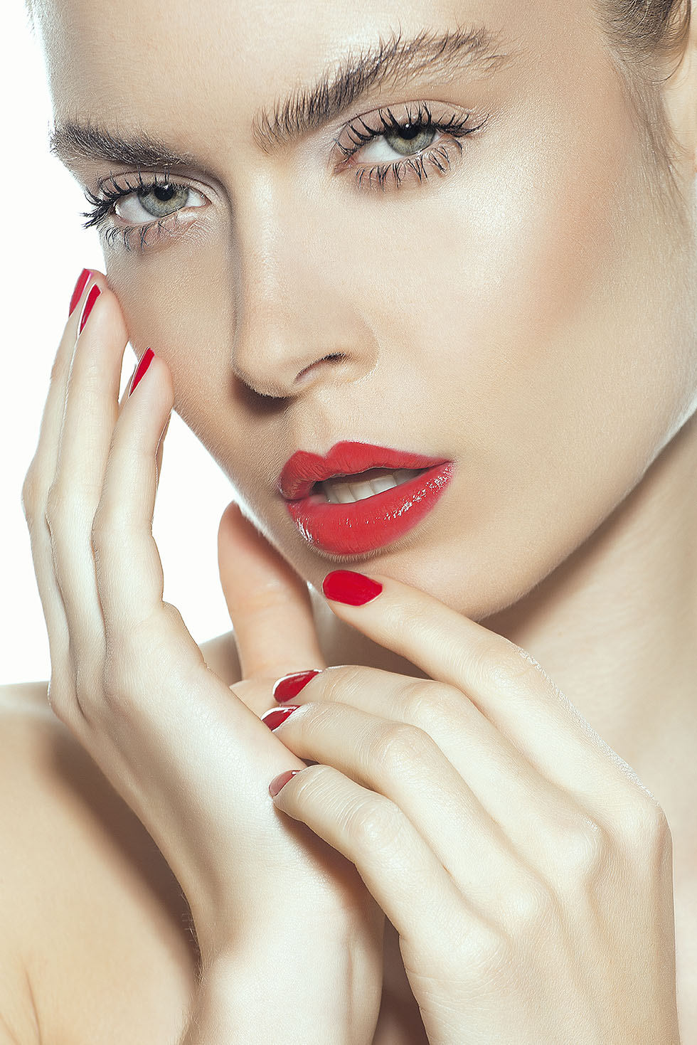 Portrait Beauty with Camille 8836